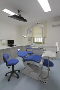 Dental surgery rooms
