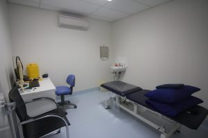 Private consult rooms